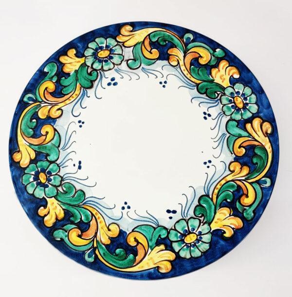 Alzatina per torta decoro barocco (diametro cm 30 ...